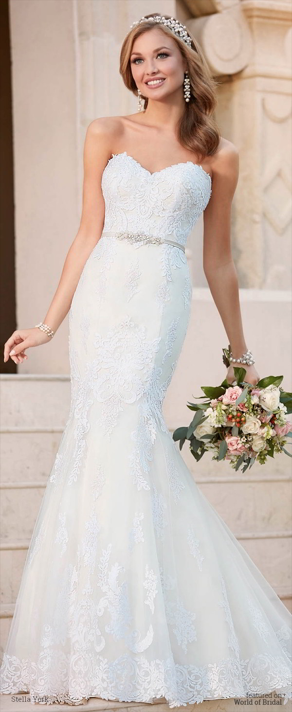 Stella York Fall 2016 Wedding Dresses World Of Bridal