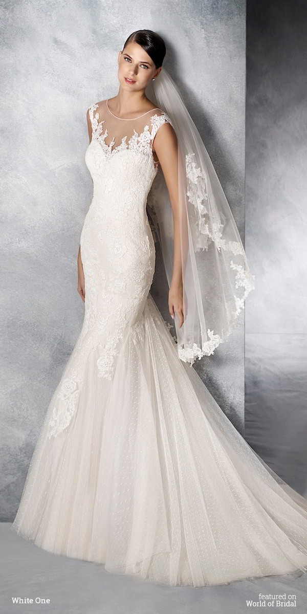White One Wedding Dresses 2016