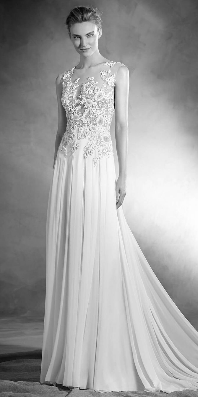 358bff1b9fa Atelier Pronovias 2017 Wedding Dresses - World of Bridal
