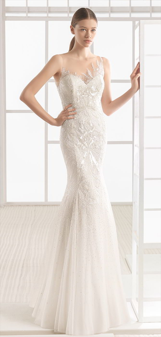 0b5e1e4112 Rosa Clara Soft 2017 Wedding Dresses - World of Bridal