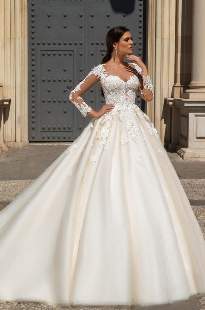 Designs for Wedding Dresses