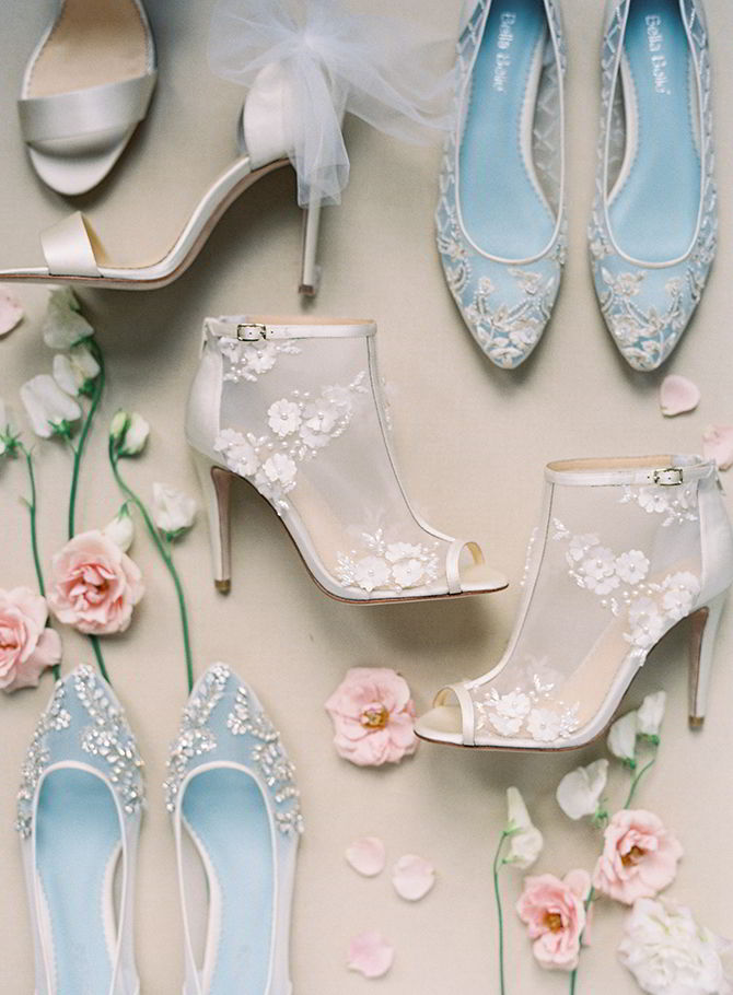 10a0e447df116 Bella Belle 2017  Enchanted  Bridal Shoes Collection - World of Bridal