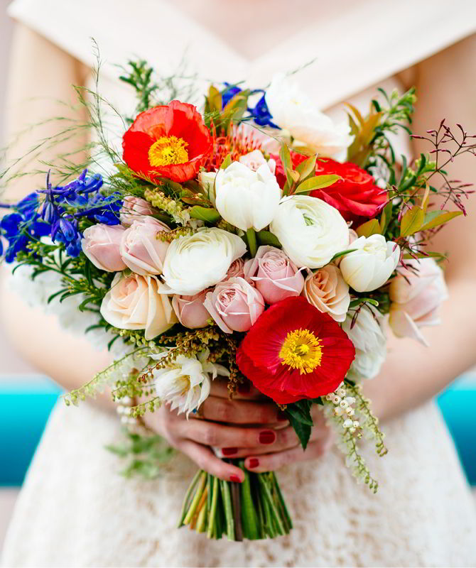 24 Romantic Beautiful Wedding Flower Bouquets Ideas For Your